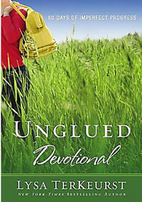 Unglued Devotional
