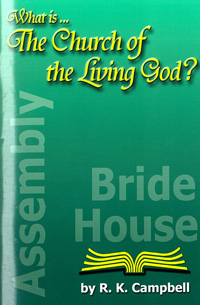 What is the Church of the Living God?