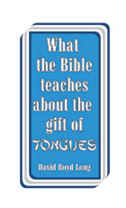 What the Bible Teaches About the Gift of Tongues