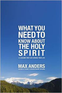 What You Need To Know About The Holy Spirit*