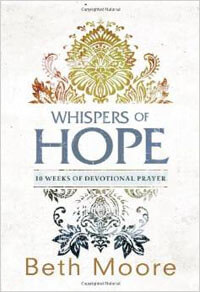 Whispers of Hope 10 Weeks of Devotional Prayer