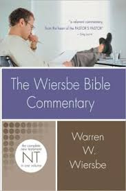 Wiersbe Bible Commentary New Testament HC