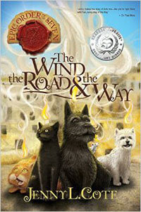 Epic Order Of The Seven #3 The Wind the Road & The Way