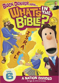 DVD Whats In The Bible #6 Nation Divided