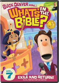 DVD Whats In The Bible #7 Exile and Return