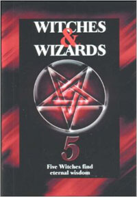 Witches & Wizards: 5 witches find eternal wisdom