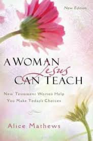 Woman Jesus Can Teach