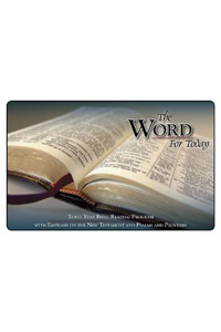 Word For Today (3 year Bible Reading Program)  ECS