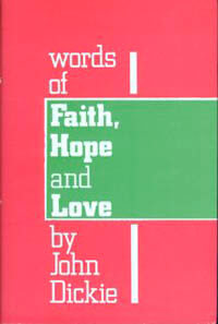 Words of Faith, Hope & Love