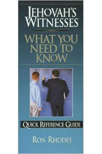 What You Need to Know Jehovahs Witnesses